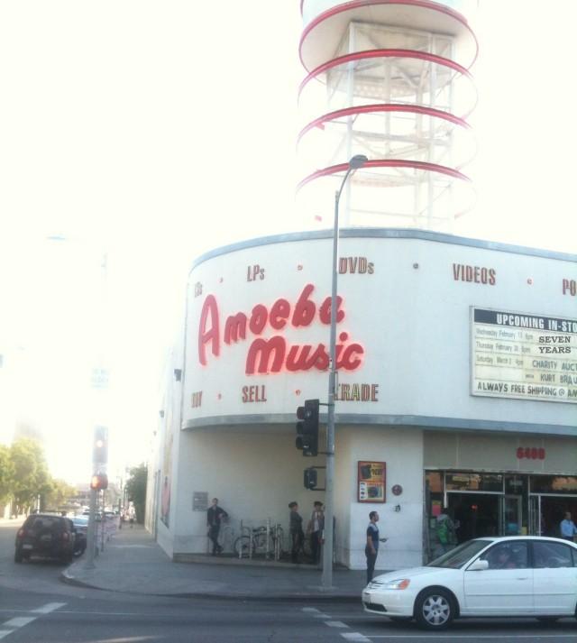 amoeba Music SEVEN YEARS